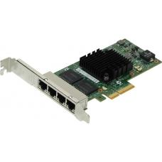 Card Lan Adapter Intel I350-T4-v2 4 Port 1GB Gigabit Ethernet