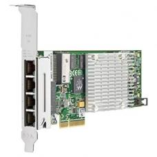 Card Lan HP NC375T 4 Port Gigabit Ethernet - 538696-B21