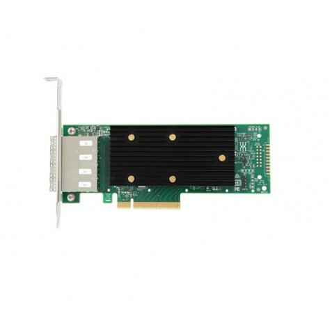 Lsi HBA 9400-16e Tri-Mode 12G SAS HBA Storage Adapter