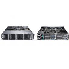 Máy chủ Dell PowerEdge C6220 8 x E5-2650 - Ram 64G - PS 1400w – LFF